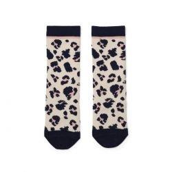 Paire de chaussettes Léopard 0-6 mois