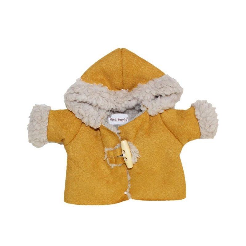Manteau par Minikane sur poupée