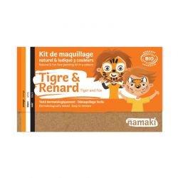 Kit maquillage Bio | Tigre et renard