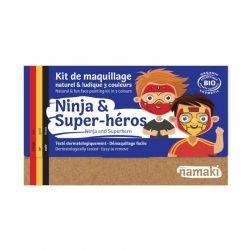 Kit maquillage Bio | Ninja et super-hero