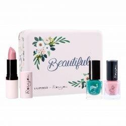 Coffret de maquillage | Wonderland par Rosajou coffret