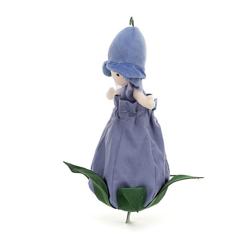 Poupée dans sa fleur | Bleu