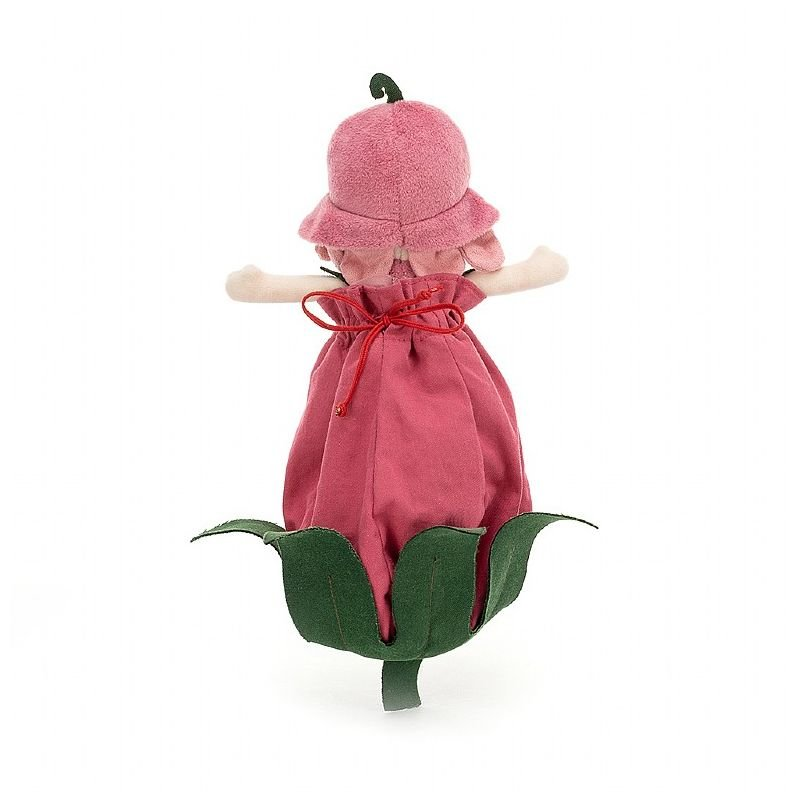 Poupée dans sa fleur | Rose