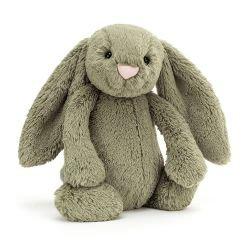 Lapin Bashful 31 cm | Vert...