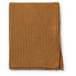 Cache cou en coton | Moutarde