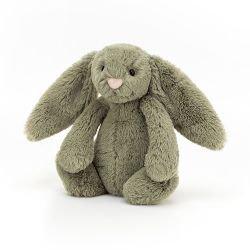Petit Lapin Bashful 18 cm | Fougère par Jellycat