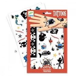 Tatouages éphémères | Pirates