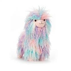Lama lovely par Jellycat