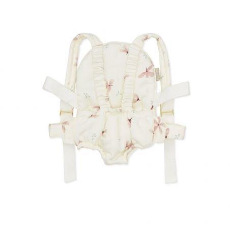 Porte poupée   Fleurs délicates crème par CamCam Copenhagen