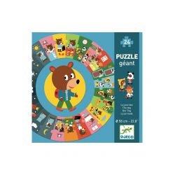 Puzzle Géant | La journée