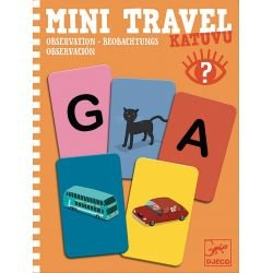 Mini Travel | Katuvu par Djeco