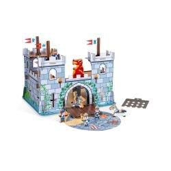 Château fort en bois