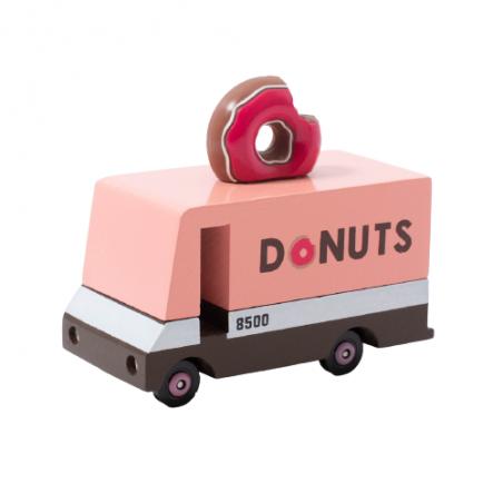 Donut Van en bois par CandyLab Toys