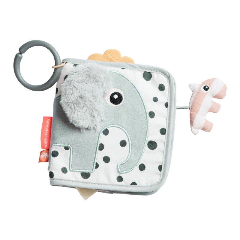 Livre d'activités Elphee pour bébé - Done by deer