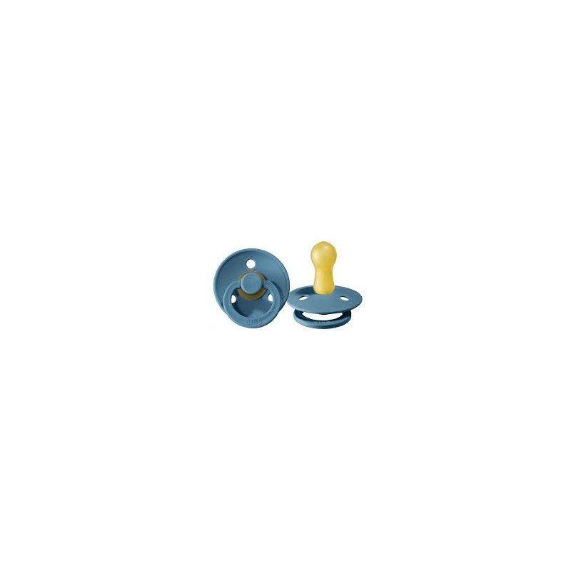 Tétine couleur Bleu canard Taille 2 par Bibs