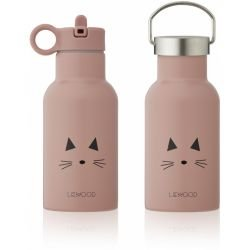 Gourde Anker inox 350 ml | Chat rose