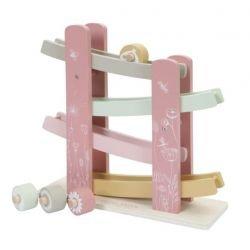 Circuit rampe en bois | Rose nouveau modèle