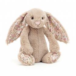Petit lapin Blossom 18 cm | Beige par Jellycat
