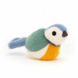 Doudou petit oiseau | Bleu par Jellycat