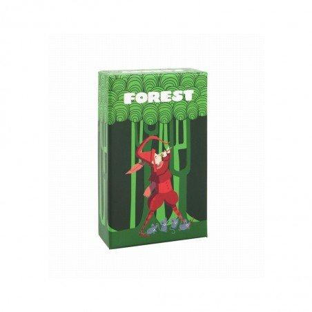 Jeu de cartes forest à partir de 6 ans avec du calcul et de la tactique