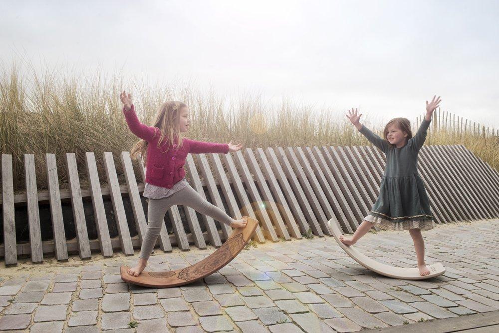 Tout savoir sur les planches d'équilibre Wobbel