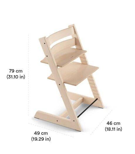 caractéristiques chaises tripp trapp