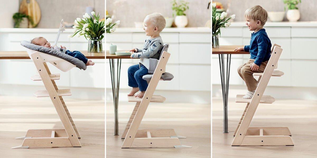 Les chaises Tripp Trapp de Stokke sont-elles les meilleures ?