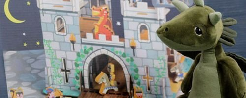 Thème Héros & Contes : jouets, décoration, peluches et livres