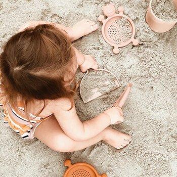 Jeux d'extérieur pour bébé