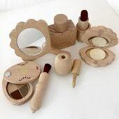 Quand @kongessloejd lance son set de maquillage en bois 😍 #cadeauenfant #kidsconceptstore #ideecadeaufille #cadeaudenoel #noel2020