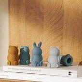 Les chouettes marionnettes à doigts tout en silicone sont arrivées en boutique et sur le site !