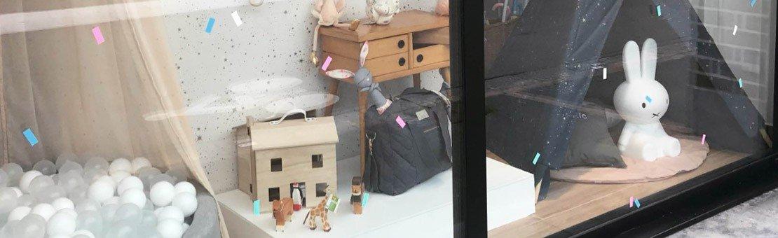 Boutique cadeaux/jouets bébé Lille